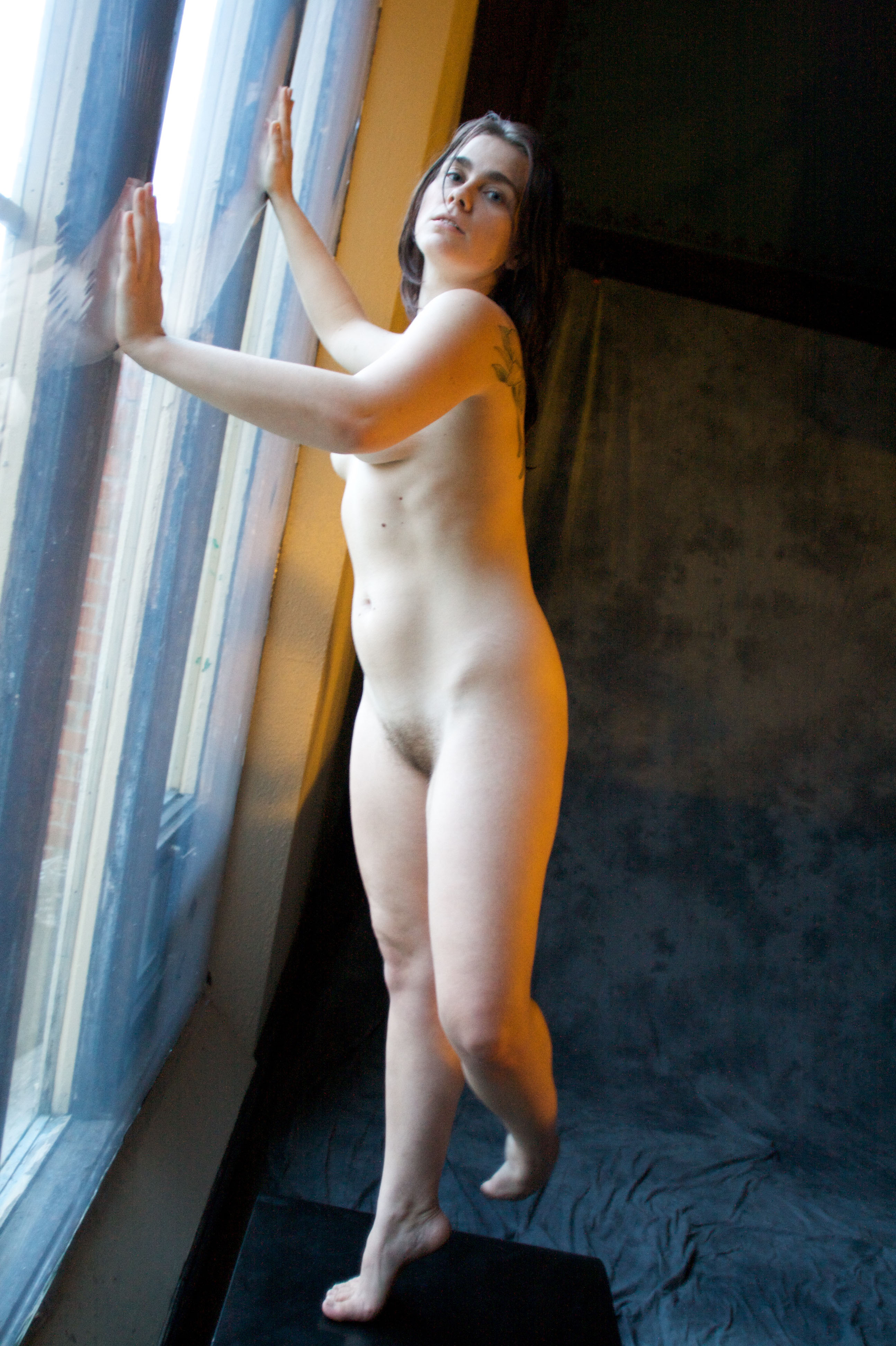 photography of nude women